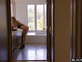 Lovable mega-slut in lofty high-heeled shoes, Nicole Aniston is witnessing a powerful man who is off out of one's mind the pool