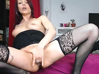 Dirty talk, anal, squirt, belle francaise veut te faire jouir